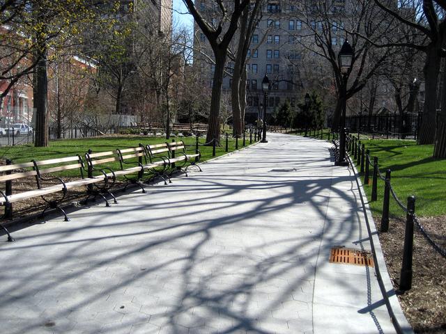 Washington Square East - New construction