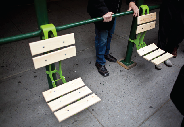 Softwalks seats