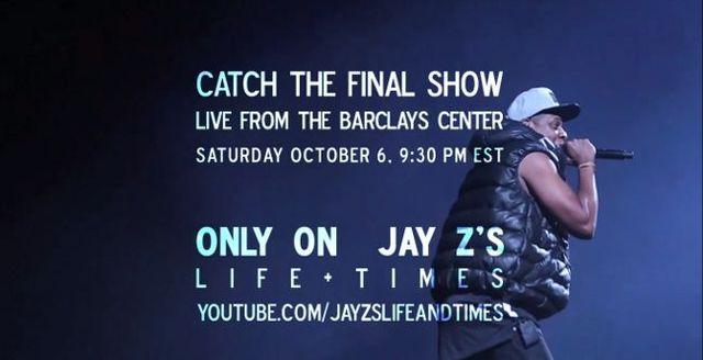Jay-Z Live at Barclays