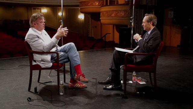Garrison Keillor interview