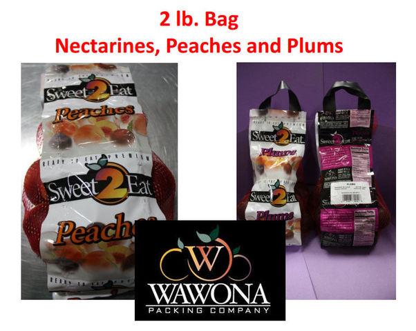 Wawona peaches
