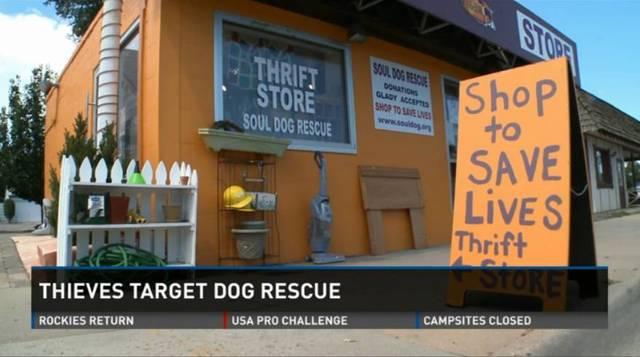 Soul Dog Thrift Store