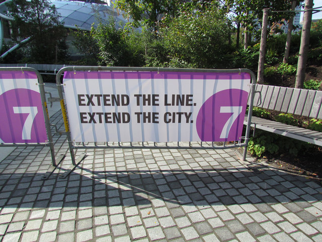 7 line extension