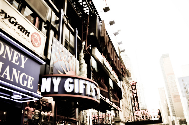 NYC Signage