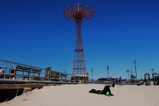 A Coney Island of the Mind