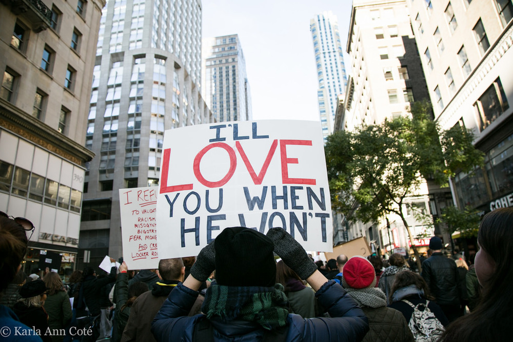 NYC Against Trump