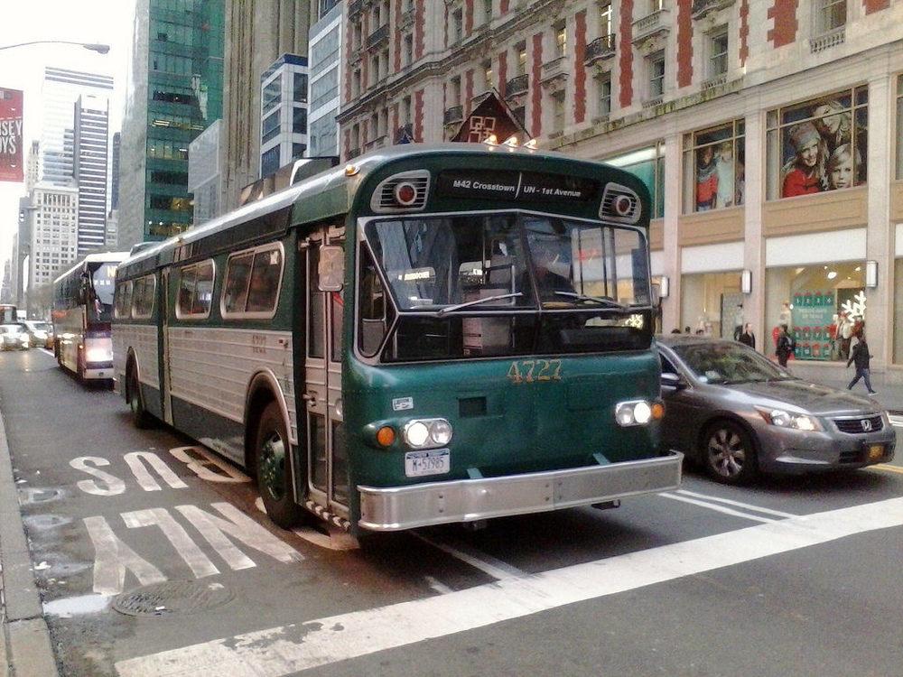 NYC Transit 4727