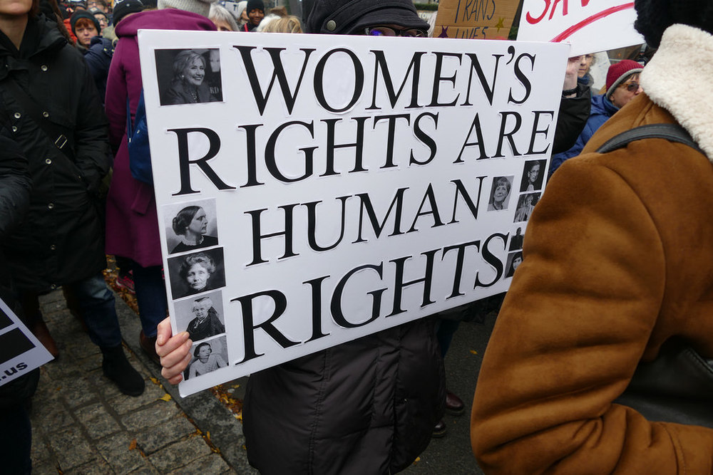 NYC-Nationwide Women & Allies Strikeout and Protest