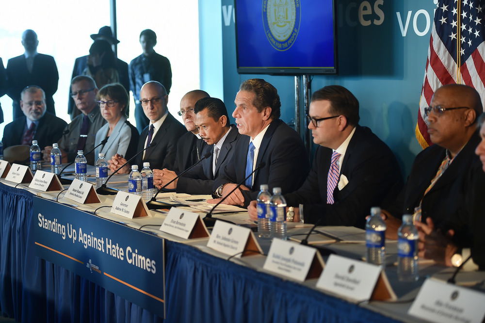 Governor Cuomo Announces New Actions to Combat Hate Crimes and Anti-Semitism Across New York State