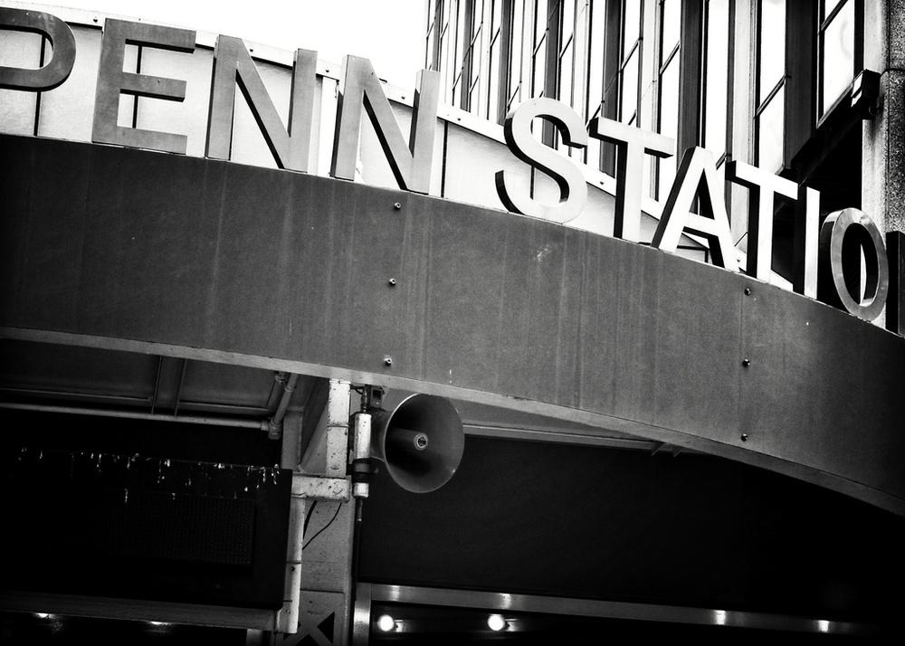 Penn Station - Manhattan, NY