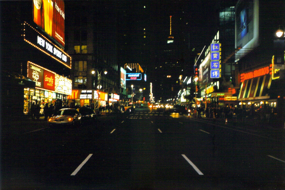 NYC in 2003