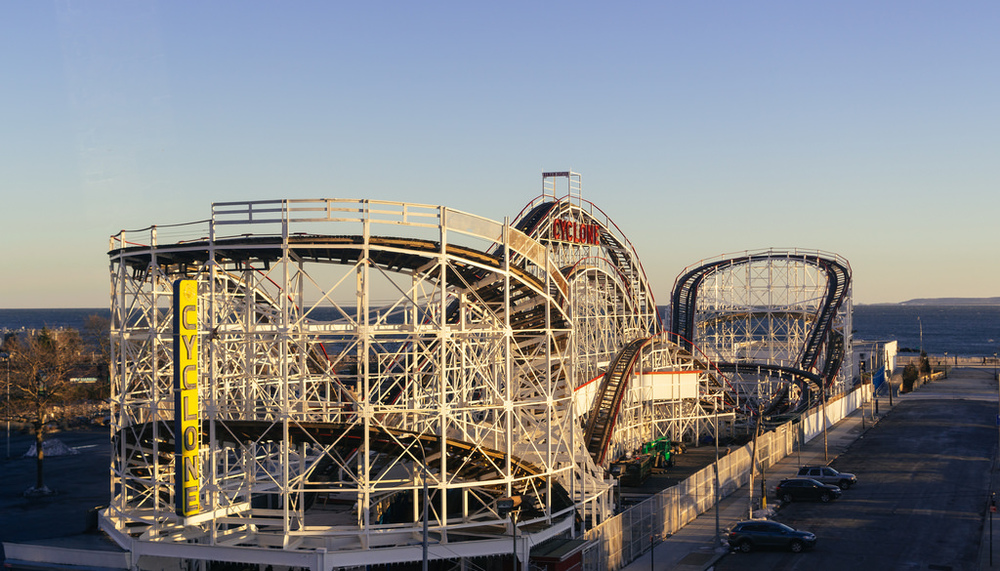 Life is a roller coaster, enjoy it