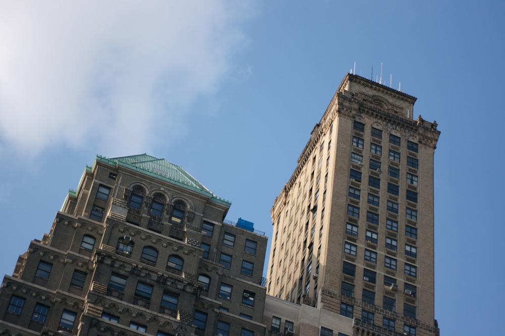 NYC buildings in Brooklyn
