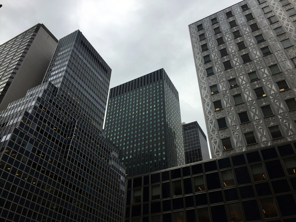 42nd Street architecture