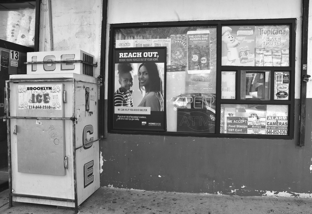Brooklyn Ice (Monochrome)