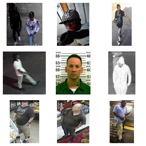 Suspect photos