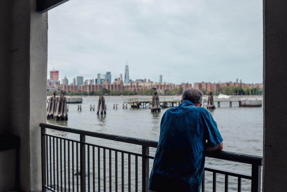 Sunday brunch in Brooklyn