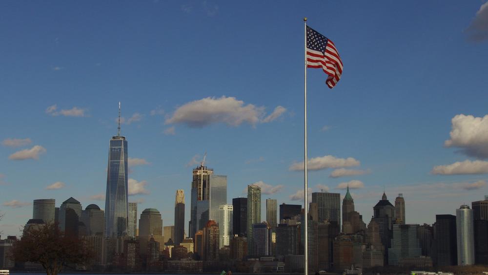 New York City Flag