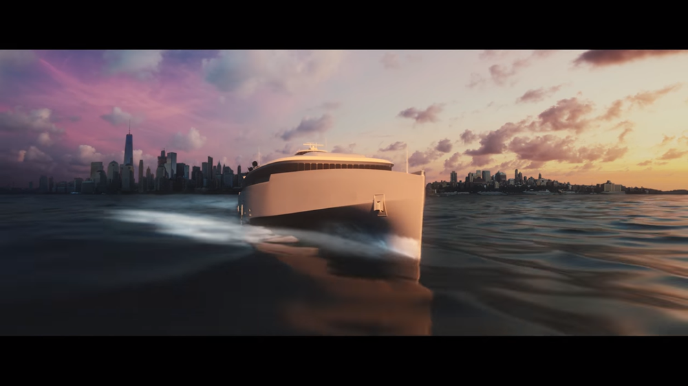 SpaceX future-ferry