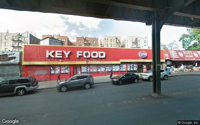 Key Food on Jerome Ave