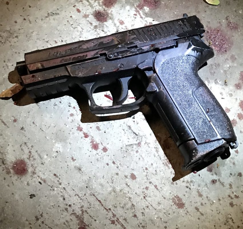 BB gun recovered in East Flatbush
