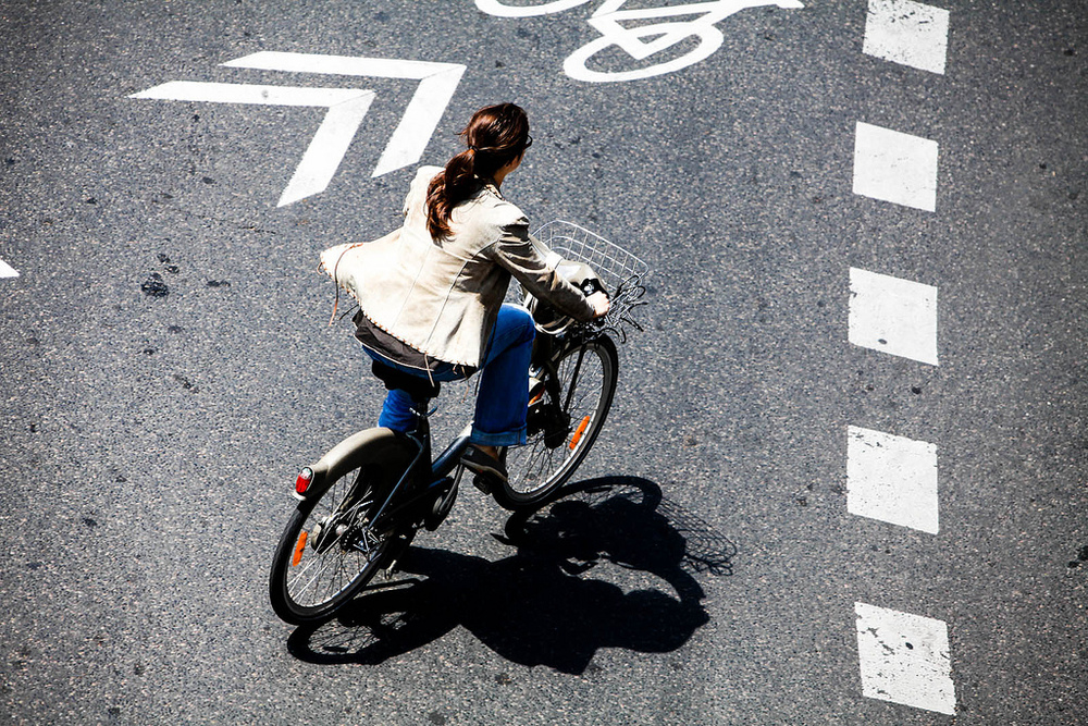 Bike sharing done right