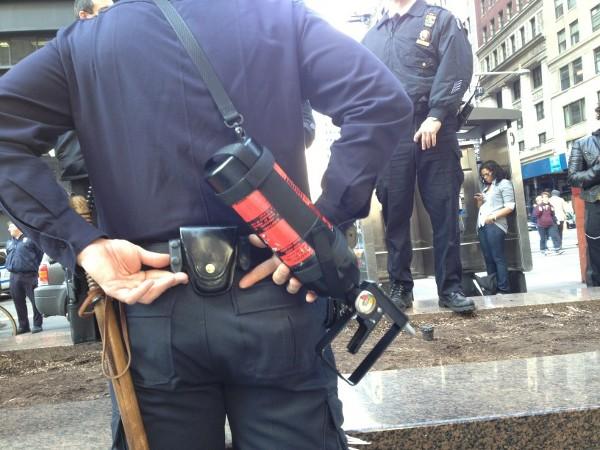 politie organisatie met militaire status
